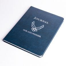 """USAF Leather Large Journal - Ruled - 9.75"""" x 7.5"""""""