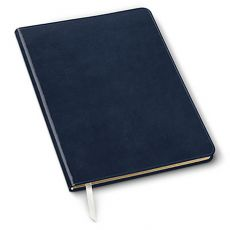 "Leather Large Sketchbook - Blank - 9.75"" x 7.5"""
