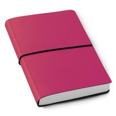 "Leather Travel Journal - Elastic - 7"" x 5"""