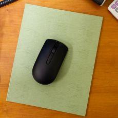 Portrait Leather Mouse Pads