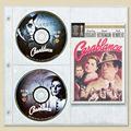 DVD Case 3 Disc Refill  Item# 11335
